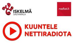 Iskelmä Sastamala - Kuuntele nettiradiota