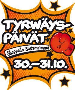 Tyrwäyspäivät 30.-31.10.2014