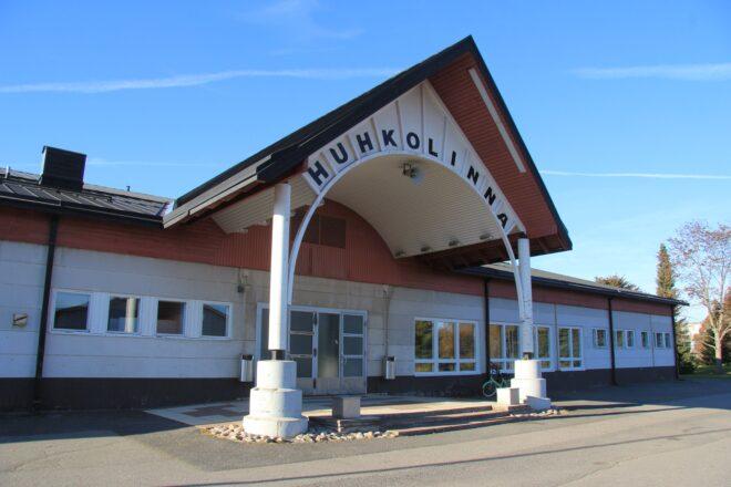 Vuonna 1970 rakennettu Huhkolinna on tullut käyttöikänsä päähän.