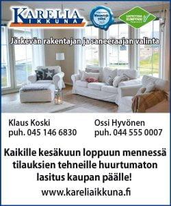 Karelia-ikkuna