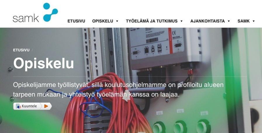 töitä opiskelijalle jyväskylä Espoo