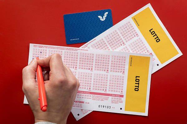 Veikkaus, Lotto