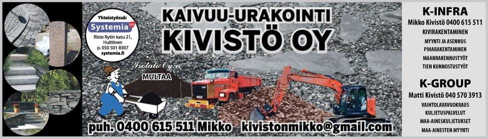Kaivuu-urakointi-Kivisto-banneri