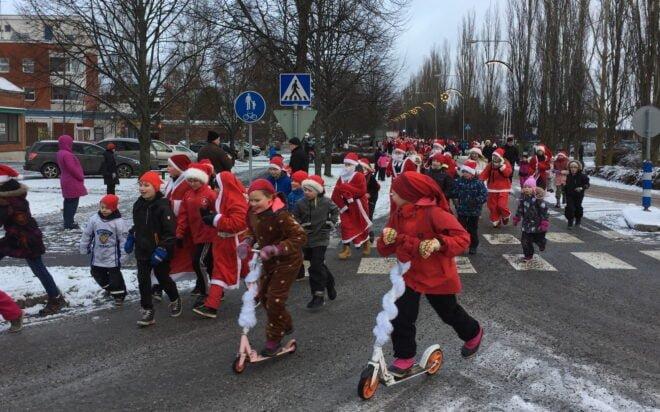 Säkylän Joulupukkijuoksu