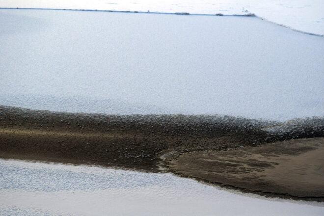 Kokemäenjoki, jää, vesi