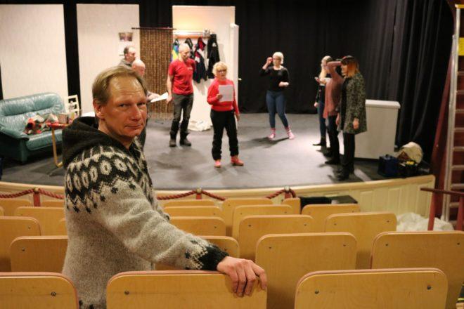 Vammalan teatteri, Jarkko