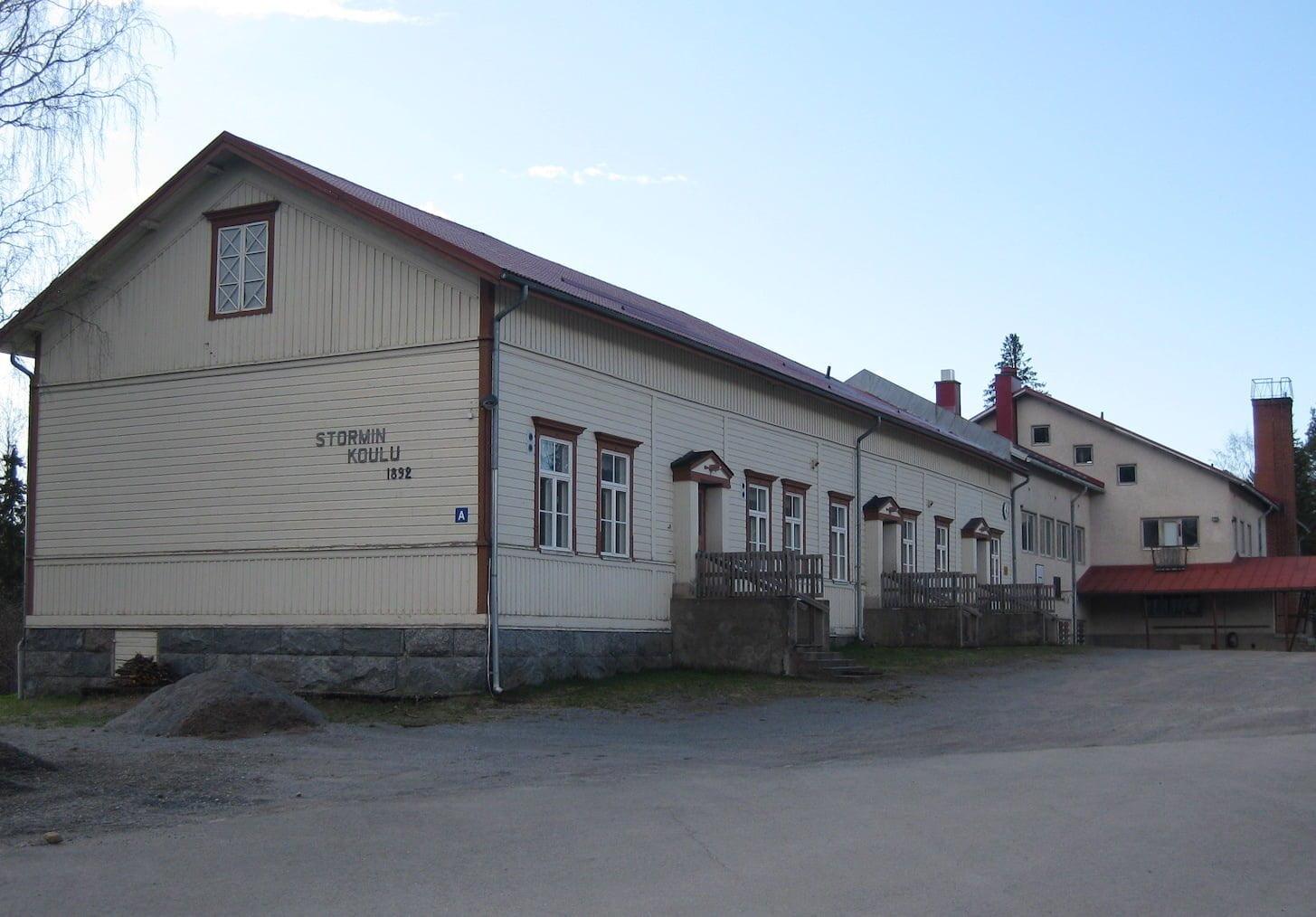Stormin Koulu