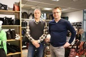 """""""Nyt on lyhyempi matka kaupoille"""" – Laukkutila Ihanamäen uusi myymälä  avautui b0772d1915"""
