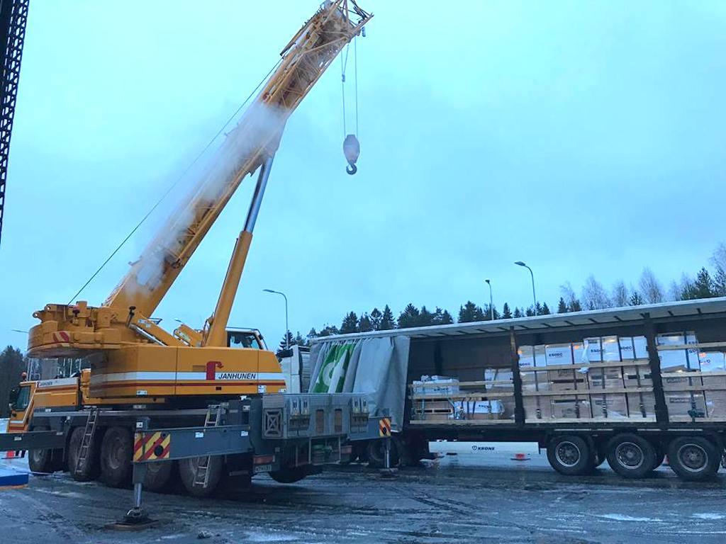 Kuva  K-citymarket Sastamalan Facebook. Sastamalan Citymarket saa piakkoin energiaa  auringosta. ce994ddbec