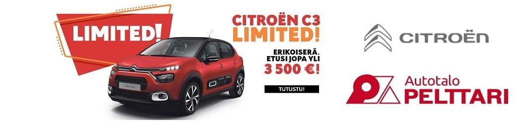 Citroen C3 13.4.2021