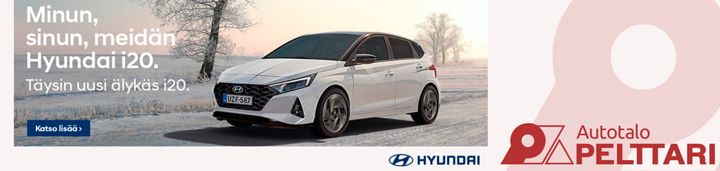 Hyundai i20_ Pelttari