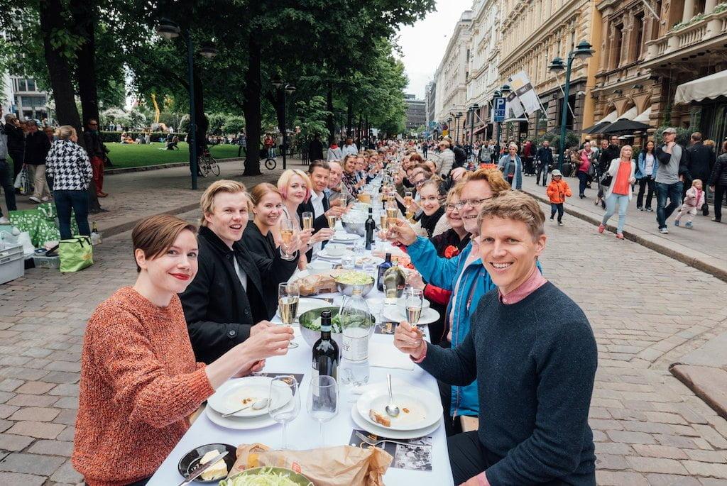 Illallinen Helsinki