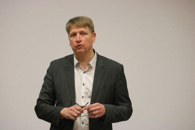 Sastamalan kasvatusjohtaja Pekka Kares.