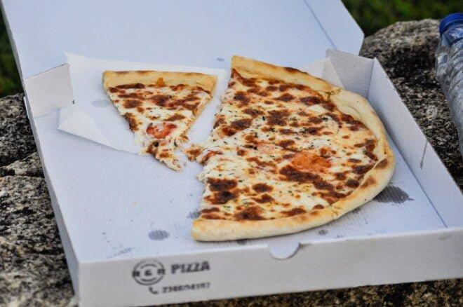 Take away, pizza, ravintola, ruoka