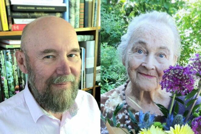 Esko Valtaoja ja Vivi-Ann Sjögren