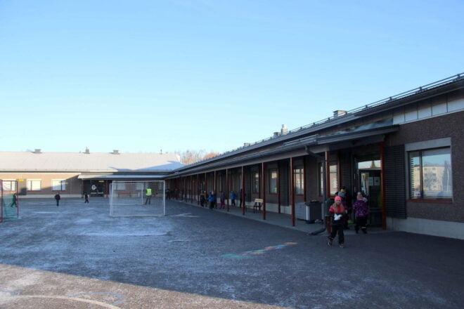 Kivirannan Koulu