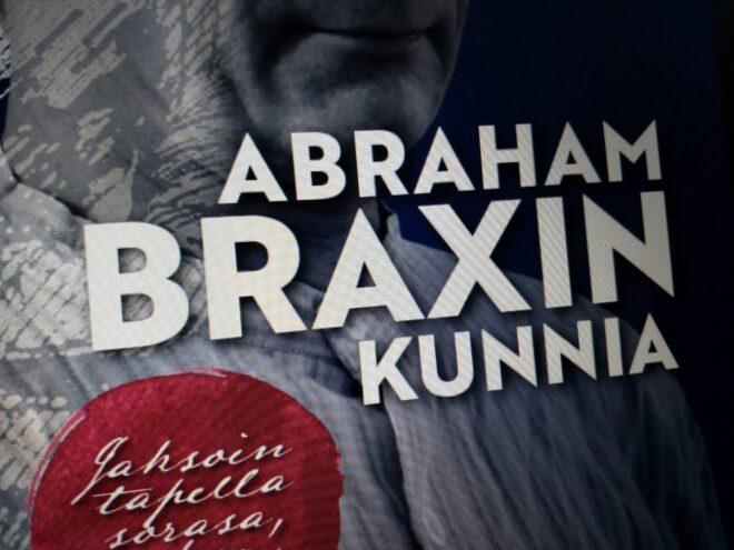 Abraham Braxin kunnia